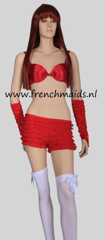 French Maid Accessoires: Slip Frilly Lace - foto 1.