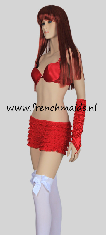 French Maid Accessoires: Slip Frilly Lace - foto 2.