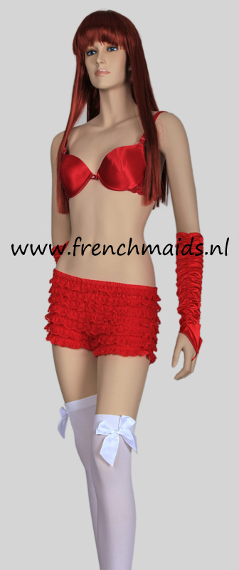 French Maid Accessoires: Slip Frilly Lace - foto 4.