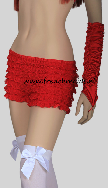 French Maid Accessoires: Slip Frilly Lace - foto 5.