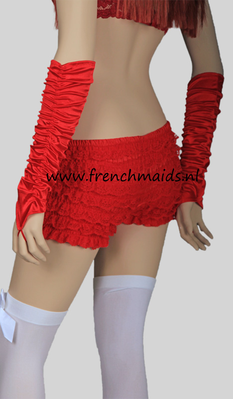 French Maid Accessoires: Slip Frilly Lace - foto 6.