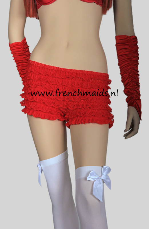 French Maid Accessoires: Slip Frilly Lace - foto 7.