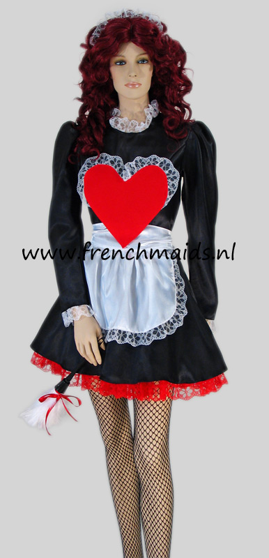 Ooh La La French Maid Costume from Kinky French Maids Costumes and Uniforms Collection by Frenchmaids.nl