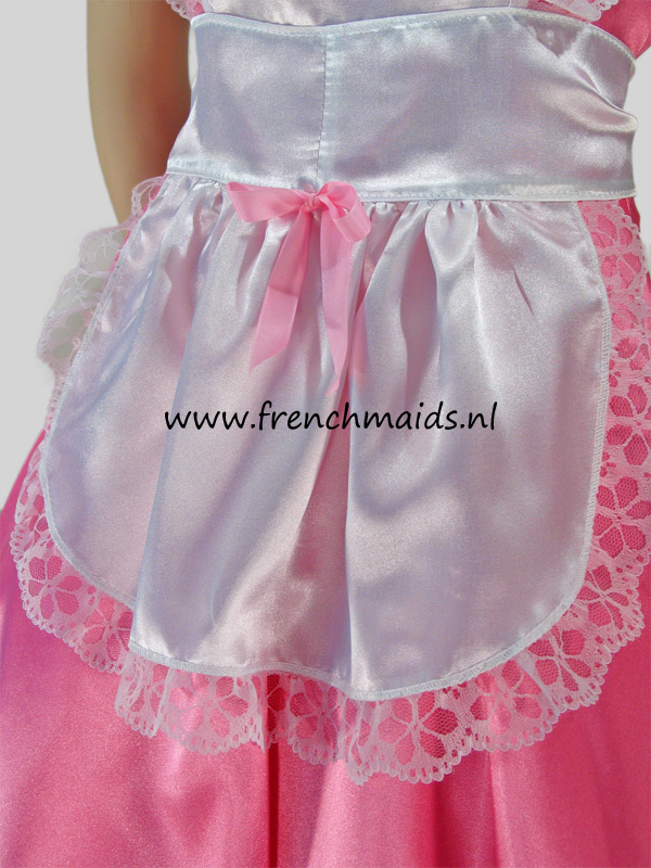 Pink Dream French Maid Costume from our Sexy French Maids Uniforms Collection - photo 10.