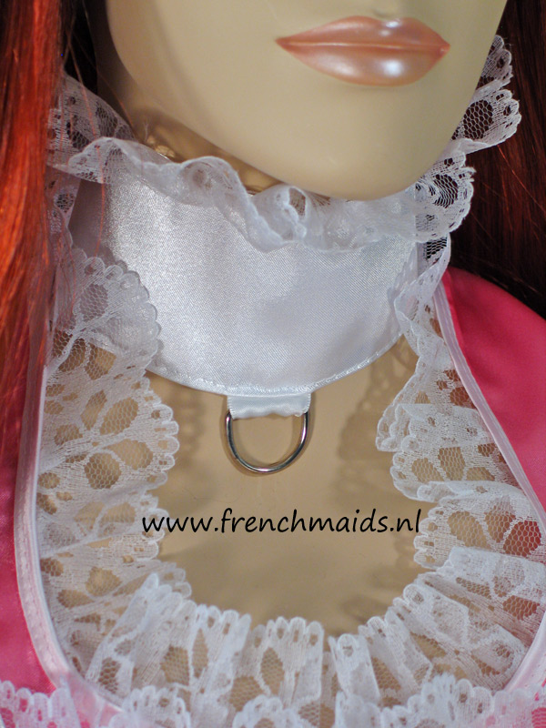 Pink Dream French Maid Costume from our Sexy French Maids Uniforms Collection - photo 12.