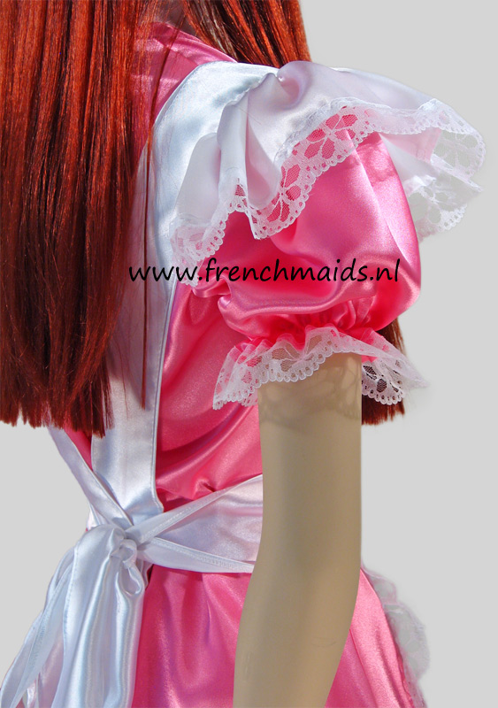 Pink Dream French Maid Costume from our Sexy French Maids Uniforms Collection - photo 13.