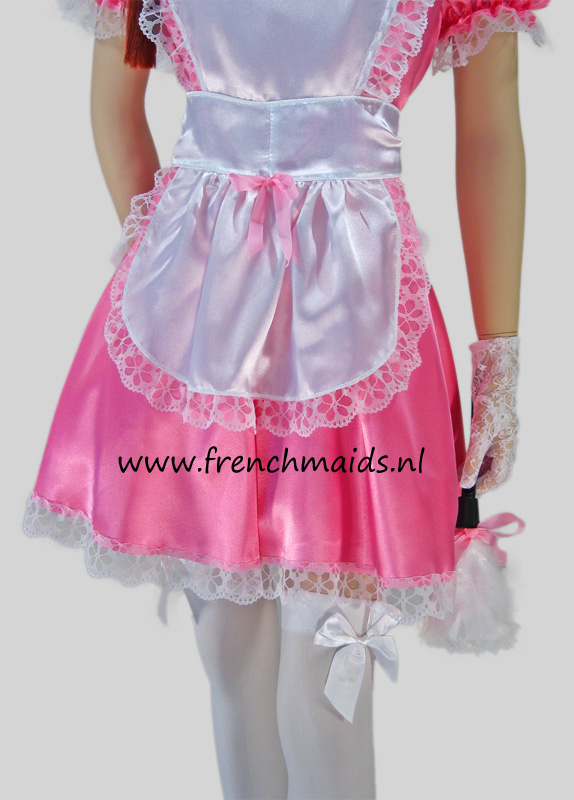Pink Dream French Maid Costume from our Sexy French Maids Uniforms Collection - photo 6.