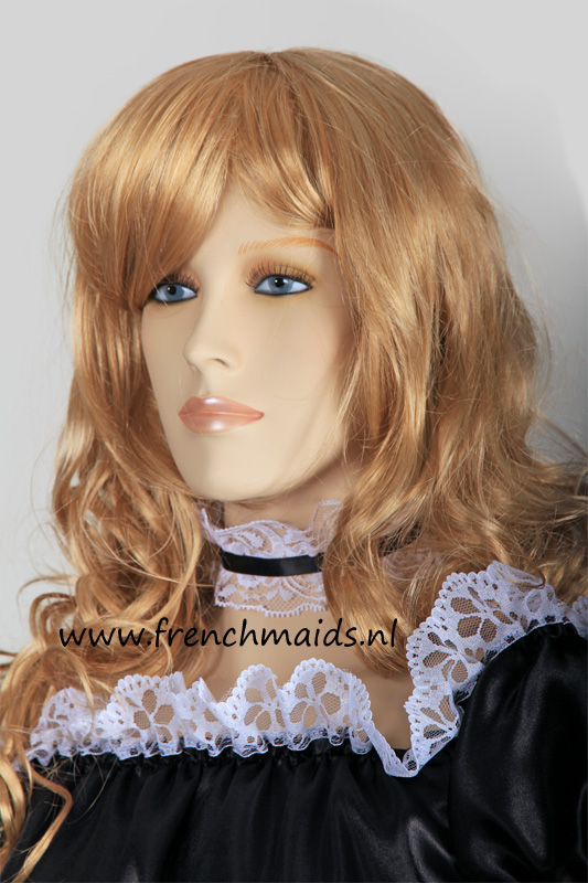 Hot Sexy French Maid Costume from our Sexy French Maids Uniforms Collection: photo 10.