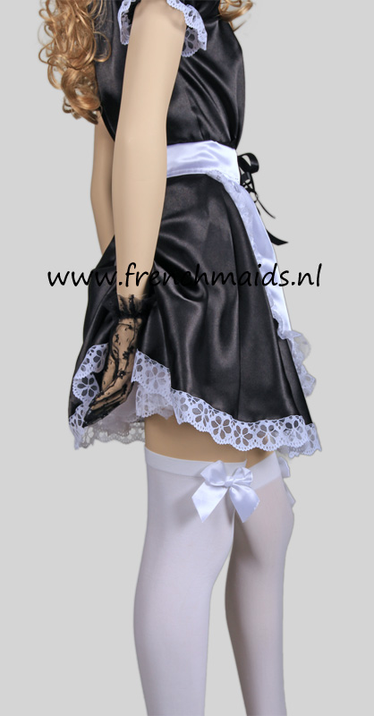 Hot Sexy French Maid Costume from our Sexy French Maids Uniforms Collection: photo 13.
