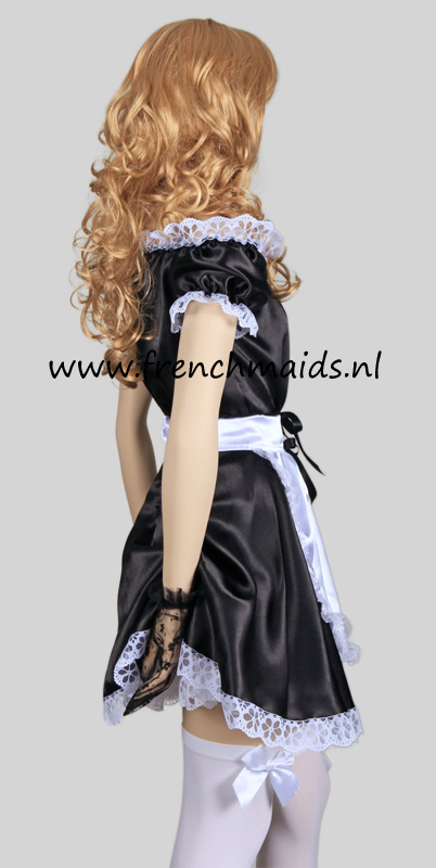 Hot Sexy French Maid Costume from our Sexy French Maids Uniforms Collection: photo 3.