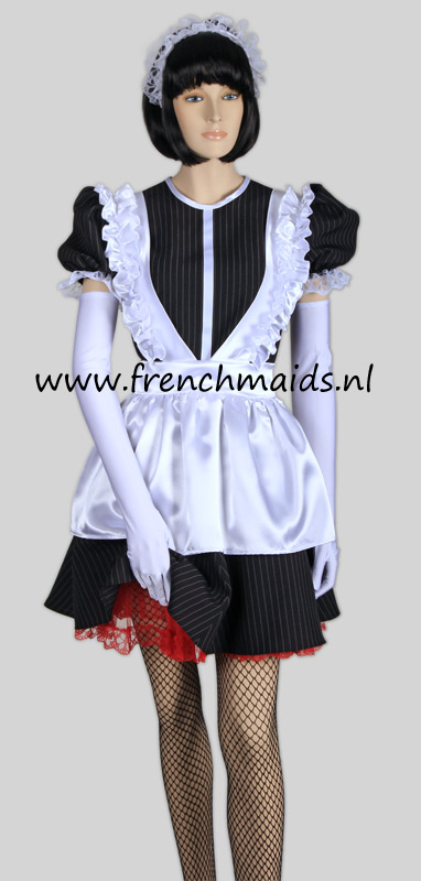 Naughty Sexy French Maid Costume from Sexy French Maids Costumes and Uniforms Collection by Frenchmaids.nl