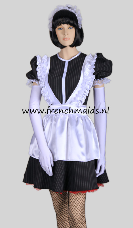 Night Service French Maid Costume from our Sexy French Maids Uniforms Collection: photo 2.