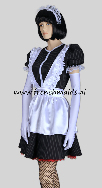 Night Service French Maid Costume from our Sexy French Maids Uniforms Collection: photo 3.