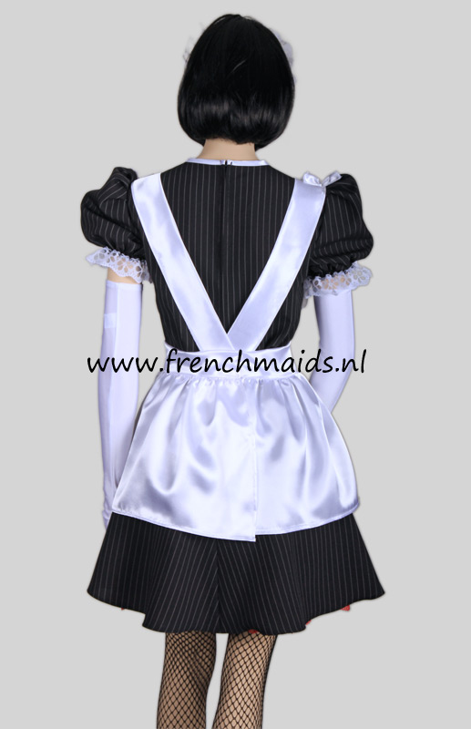 Night Service French Maid Costume from our Sexy French Maids Uniforms Collection: photo 5.