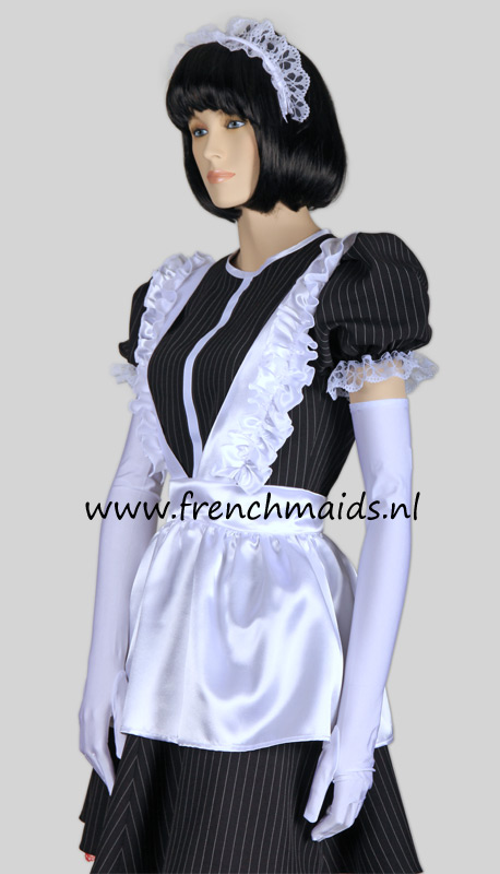 Night Service French Maid Costume from our Sexy French Maids Uniforms Collection: photo 9.