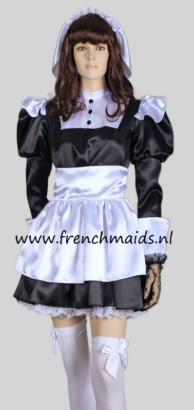 Florence Nightingale French Maid Costume from Victorian French Maids Costumes and Uniforms Collection by Frenchmaids.nl