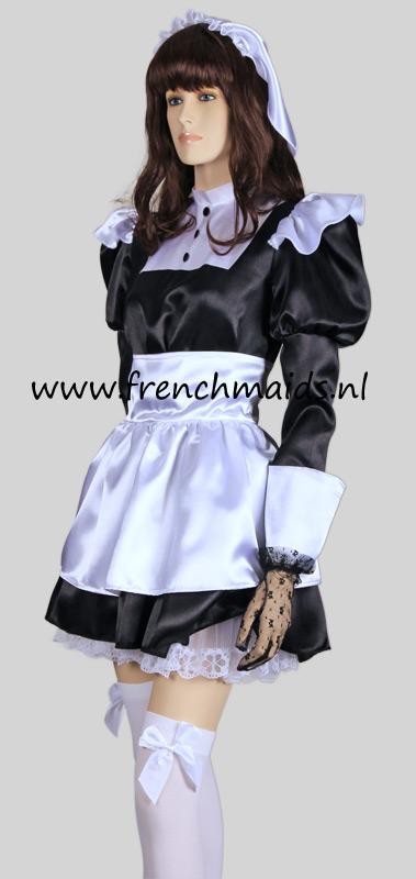 Florence Nightingale French Maid Uniform