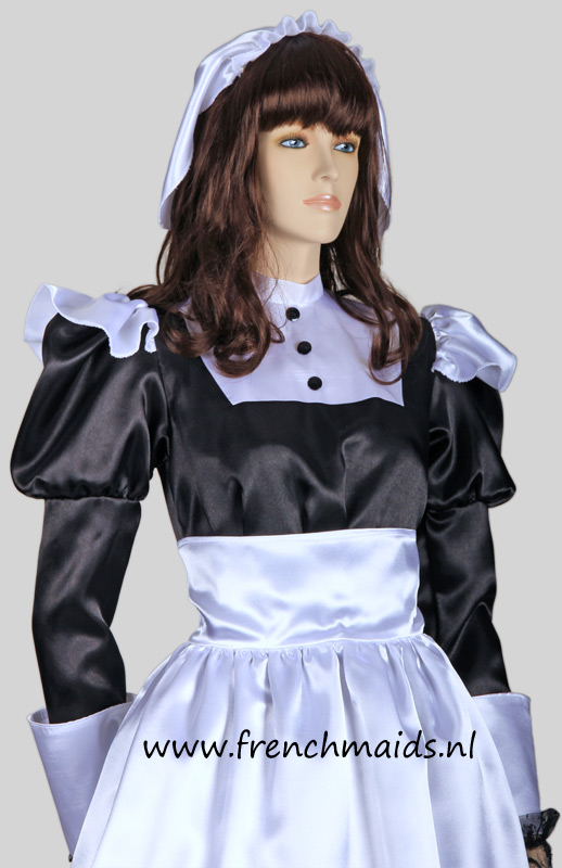 Florence Nightingale French Maid Uniform