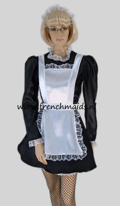 Sexy French Chamber Maid Costume from our Victorian French Maids Uniforms Collection: photo 1.
