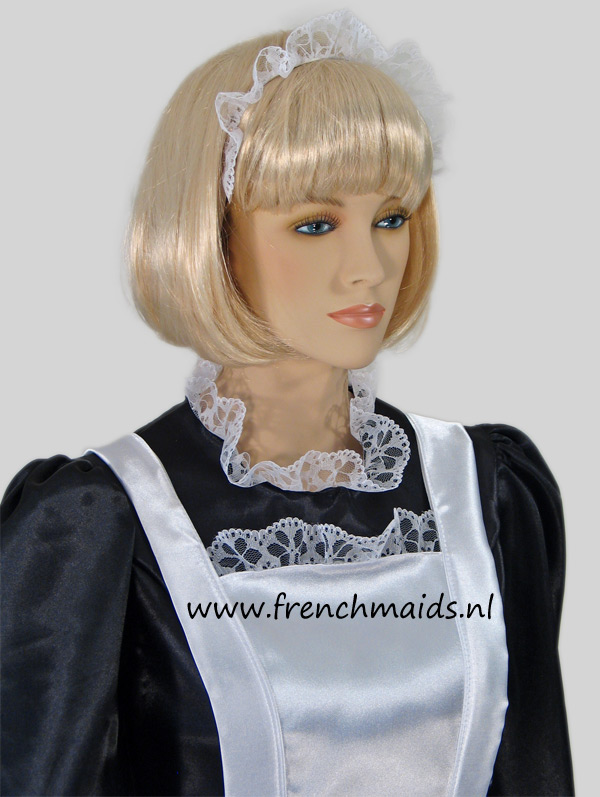 Sexy French Chamber Maid Costume from our Victorian French Maids Uniforms Collection: photo 10.