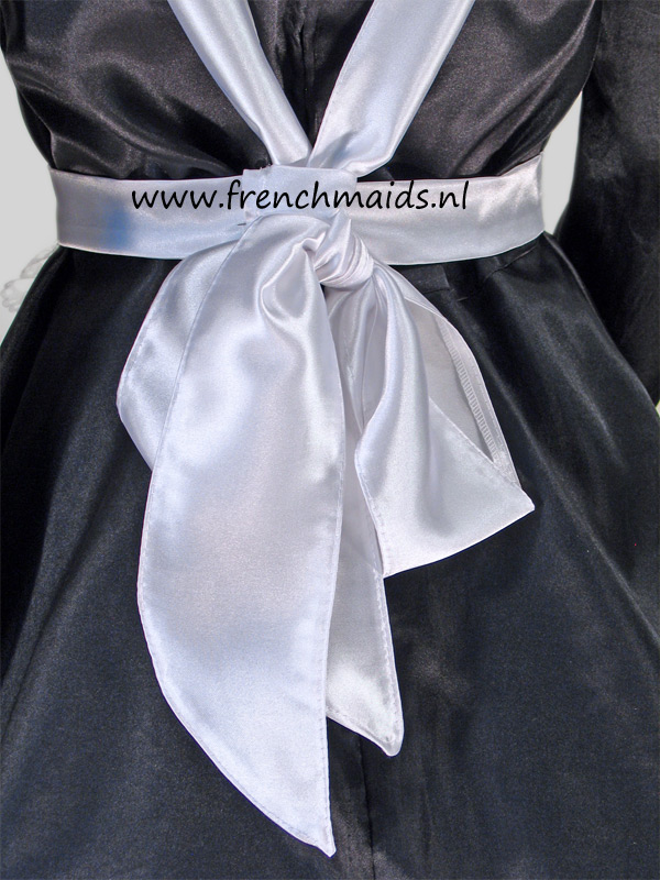 Sexy French Chamber Maid Costume from our Victorian French Maids Uniforms Collection: photo 13.