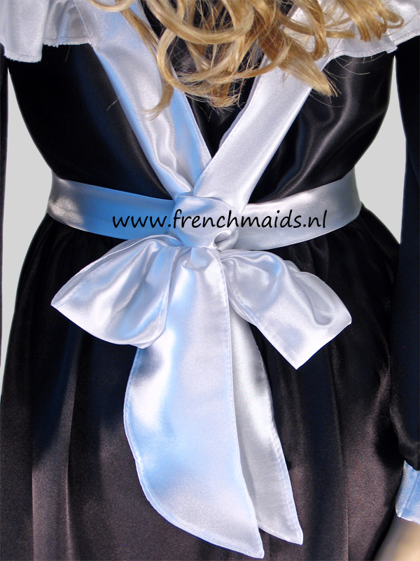 Victorian French Maid Costume from our Victorian French Maids Uniforms Collection: photo 12.