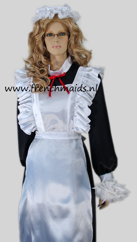 Victorian French Maid Costume from our Victorian French Maids Uniforms Collection: photo 13.
