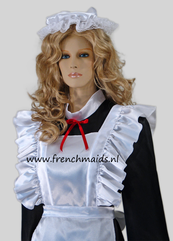 Victorian French Maid Costume from our Victorian French Maids Uniforms Collection: photo 2.