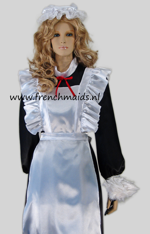 Victorian French Maid Costume