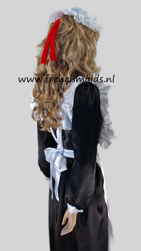 Victorian French Maid Costume from our Victorian French Maids Uniforms Collection: photo 9.