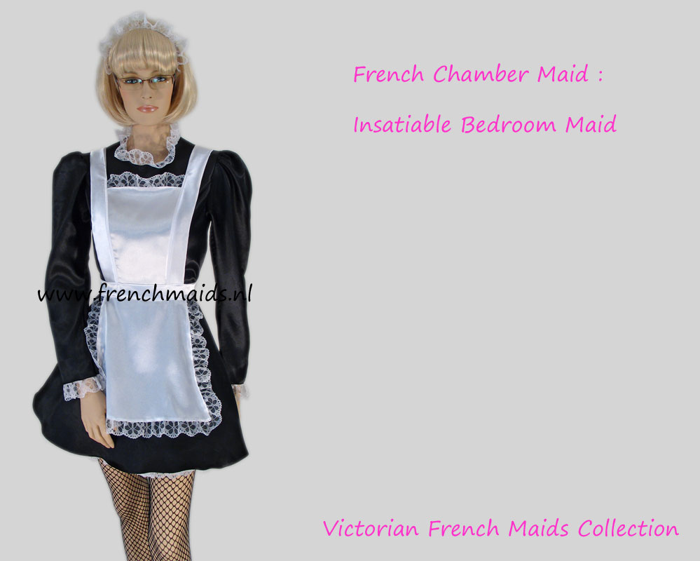 Night Service Chamber Maid - An Insatiable Bedroom Maid Costume by Frenchmaids.nl