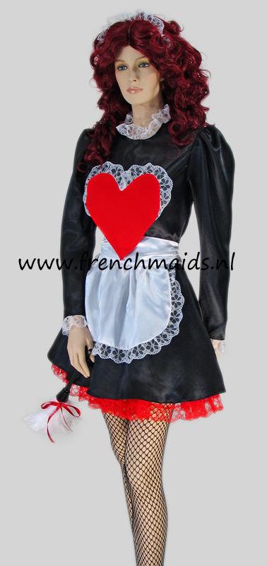 Ooh La La Sexy French Maid Costume