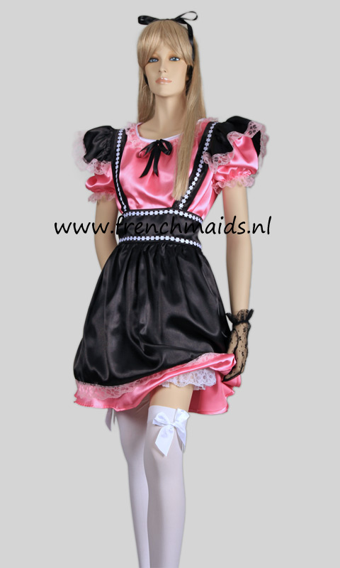 Naughty Sexy French Maid Costume